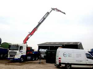 Garage Services for Trucks, Lorries and Trailers